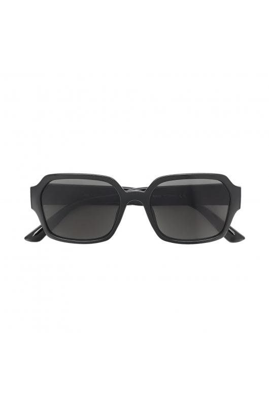 Square Sunglasses Black