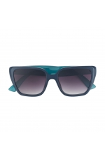 Square Sunglasses Blue