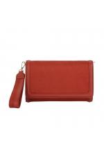 Envelope Bag GOLDFISH Brick Red M