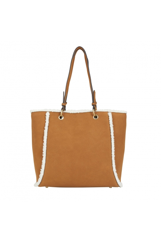 Shopper Bag OUT BENNY Camel M