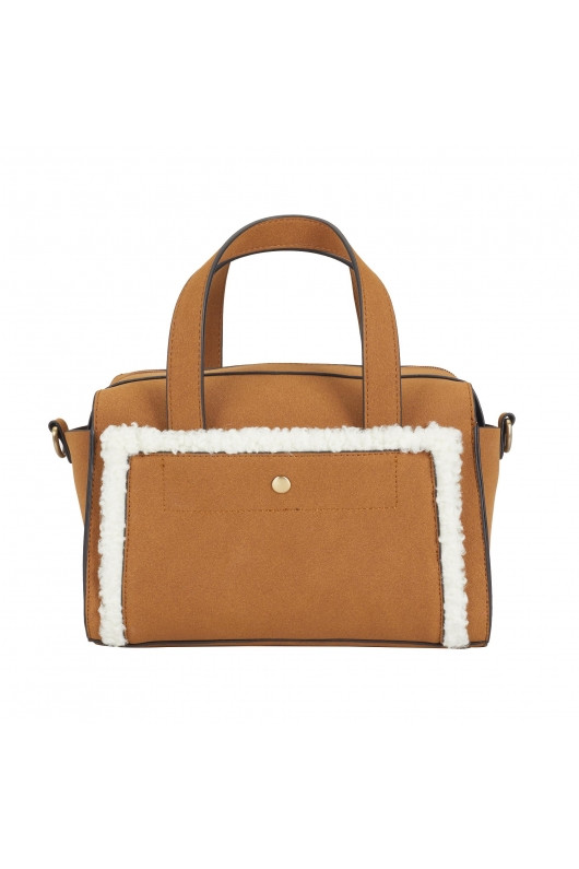 Tote Bag OUT BENNY Camel S