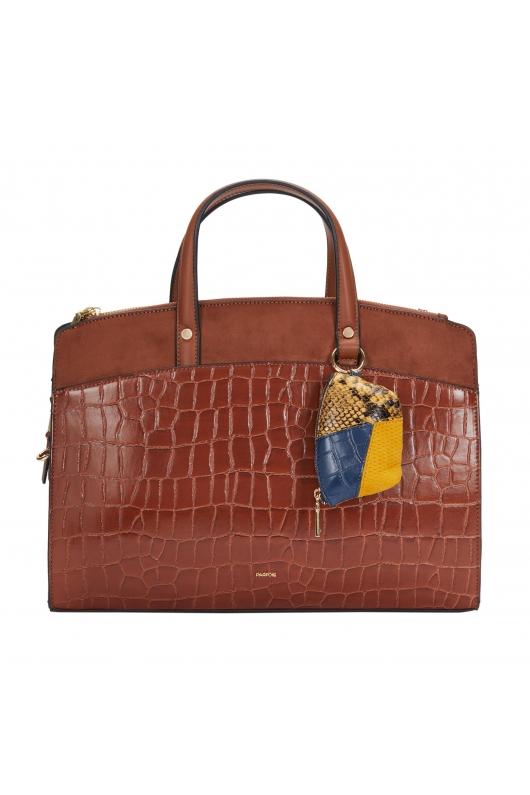 Briefcase SOPHIE3 Camel M
