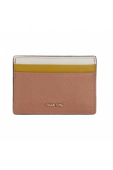 Card Holder Basic Wiosna Pink M