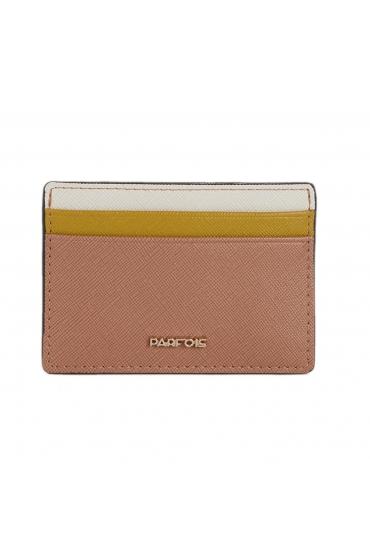 Card Holder Basic Wiosna Pink M