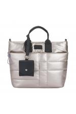 Shopper Bag PILLOW Pink M