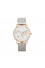 Casual Watch Silver