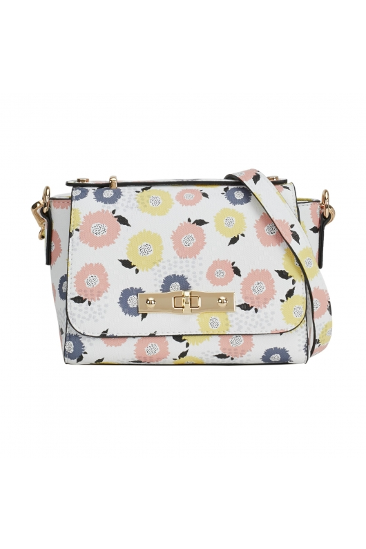 Crossbody Bag OUT BLOOM Yellow M
