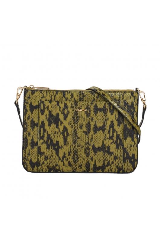 Crossbody Bag FAME Khaki M