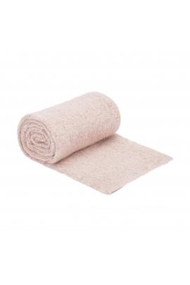 Blanket Scarves WINTER MUSHROOMS Pink L