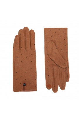 Gloves WINTER NUDES Brown U
