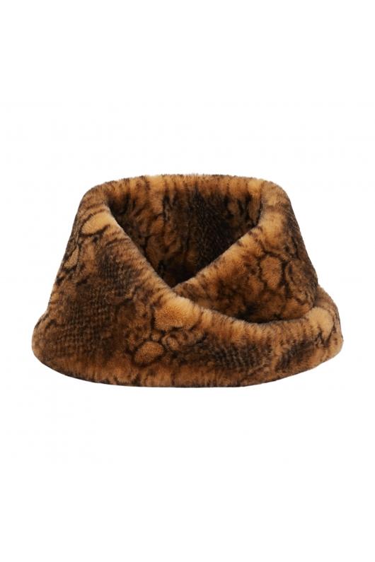 Winter Collar WINTER NUDES Brown U