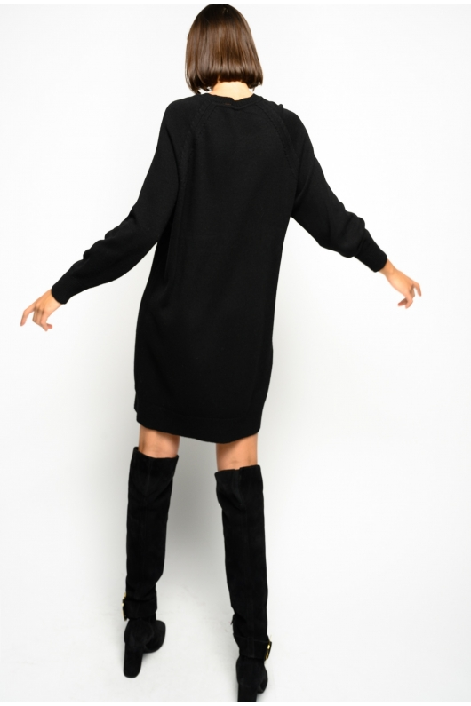 PULOVER OVERSIZED MAXI
