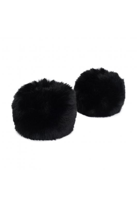 Cuffs WINTER NUDES Black U
