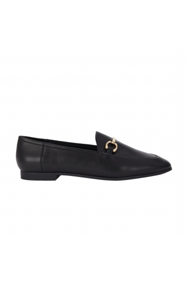 Flat Heel Shoes Black