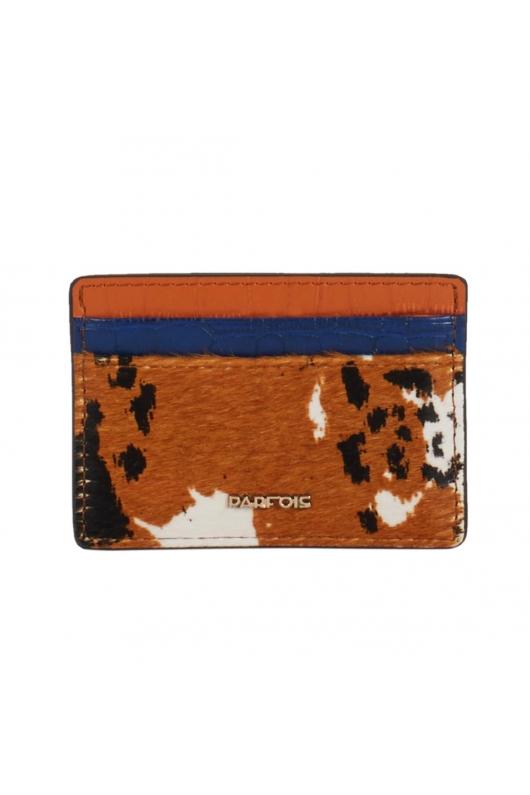 Card Holder NM TABBI Blue M