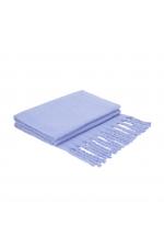Blanket Scarves LAMAS Blue XL