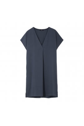 Dress LATERAL Blue U