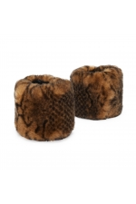Cuffs WINTER NUDES Brown U