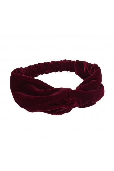 Headband COCKTA Burgundy U