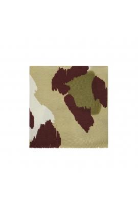 Blanket Scarves LAMAS Burgundy L