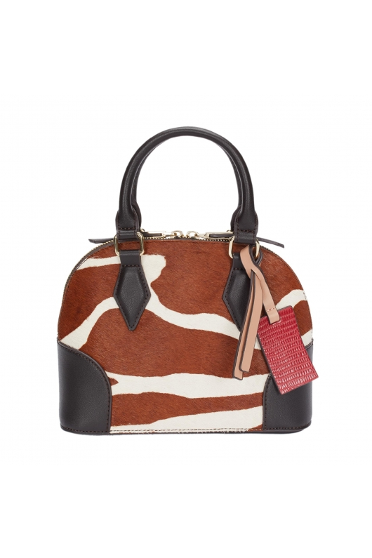 Tote Bag MILK2 Dark Brown M