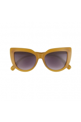 Cat Eye Sunglasses Lime