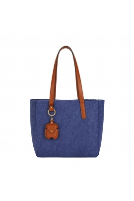 Shopper Bag MILK3 Navy M