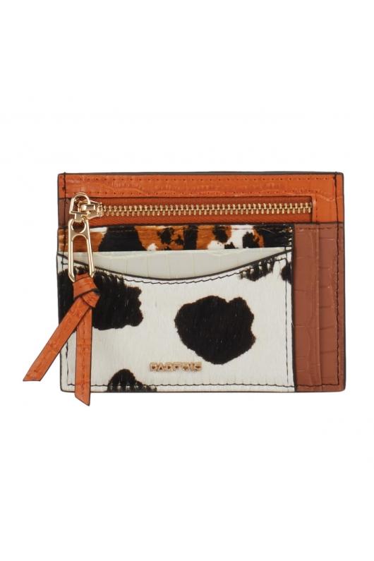 Card Holder NM TABBI Orange M