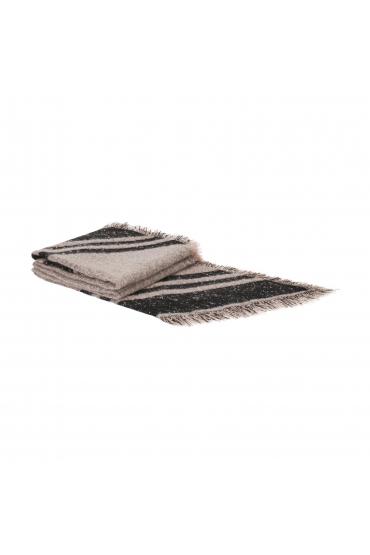 Blanket Scarves WINTER MUSHROOMS Pink M