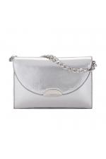 Crossbody Bag NURIA Silver M
