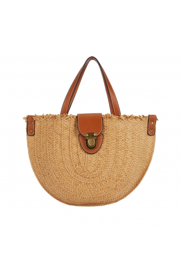 Shoulder Strap for Bags Palm Total Look Straw S