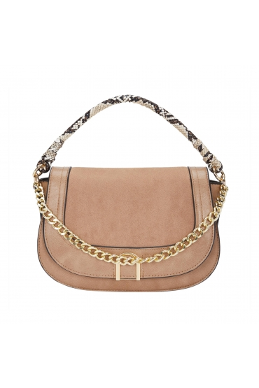 Crossbody Bag MIXIE Taupe S