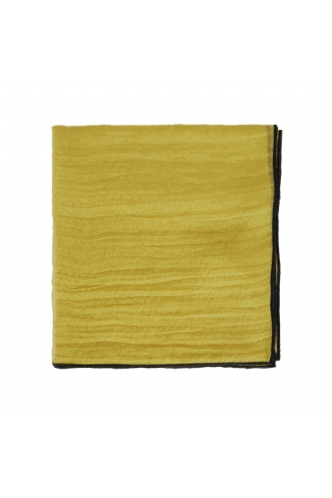 Wedding Scarf PARTY PANEL Yellow M
