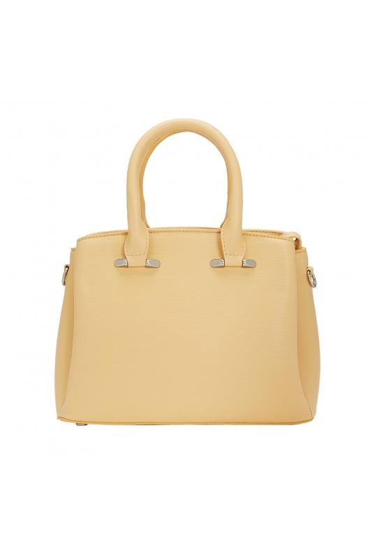 Tote Bag MEGAN Yellow M