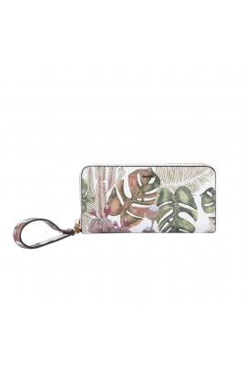 Wallet Basic Wiosna Ecru L