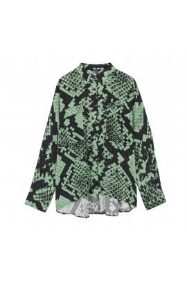Shirt SNAKE Green U