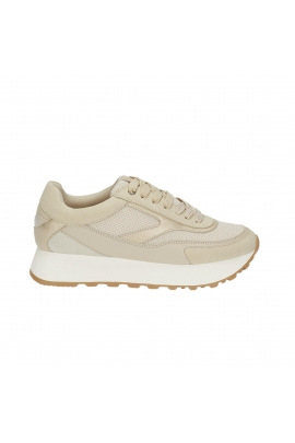 Running Shoes Sneaker Gold Beige