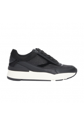 Running Shoes Sneaker Black Night Black