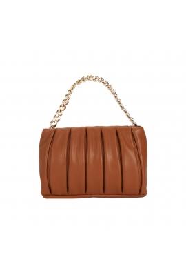 Crossbody Bag REVIVE Camel M