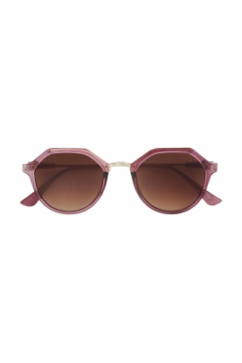 Round Sunglasses WORLD Lilac U