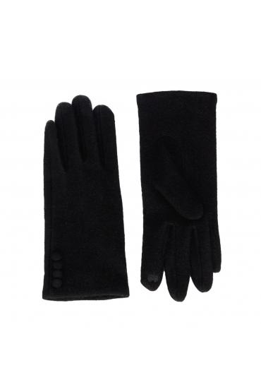 Gloves FURRY WINTER Black U