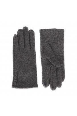 Gloves FURRY WINTER Grey U