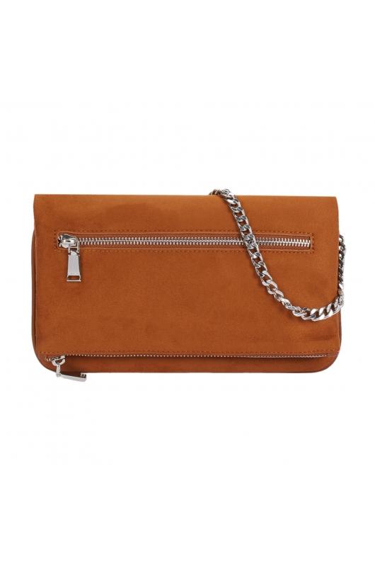Crossbody Bag CHARM2 Camel M