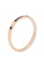 INEL STAINLESS STEEL ROSE GOLD