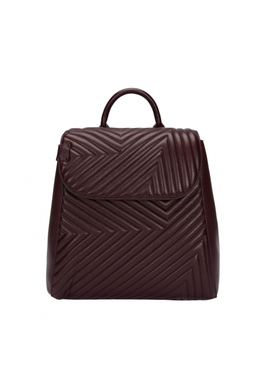 Backpack NICOLE Wine M