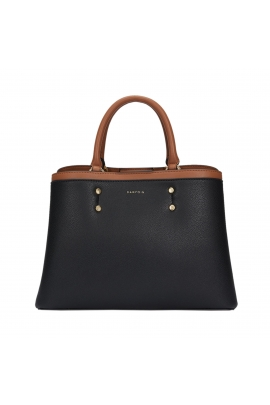 Shopper Bag SNATCH Black S