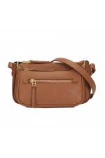 Crossbody Bag SNATCH Camel M