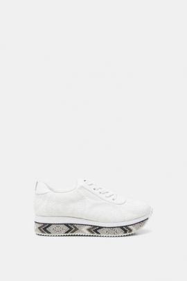 Sneakers CU STRASURI