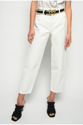 PANTALONI MOM-FIT