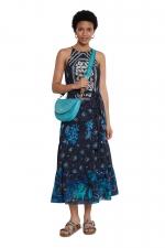 WOMAN WOVEN DRESS STRAPS